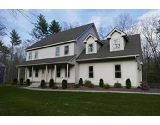 Single Family Home for Sale at 5 Indian Pipe Drive Hadley, Massachusetts 01035 United States