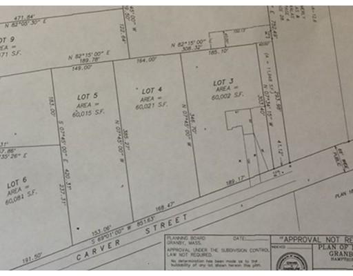 واحد منزل الأسرة للـ Sale في 3 Carver Street 3 Carver Street Granby, Massachusetts 01033 United States