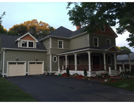Single Family Home for Sale at 180 Cherry Street Newton, Massachusetts 02465 United States