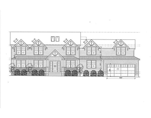 Single Family Home for Sale at 780 Canton Avenue Milton, Massachusetts 02186 United States