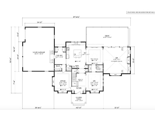 Single Family Home for Sale at 7 Michael Road Wayland, Massachusetts 01778 United States