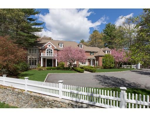 Casa Unifamiliar por un Venta en 48 Ayrshire Lane Concord, Massachusetts 01742 Estados Unidos