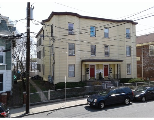 Multi-Family Home for Sale at 11 Austin Street Somerville, Massachusetts 02145 United States