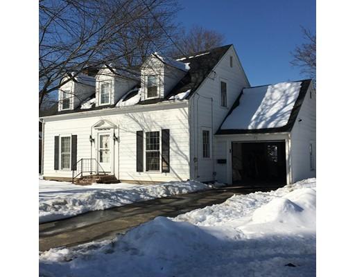 Casa Unifamiliar por un Venta en 17 Spring Street Easthampton, Massachusetts 01027 Estados Unidos