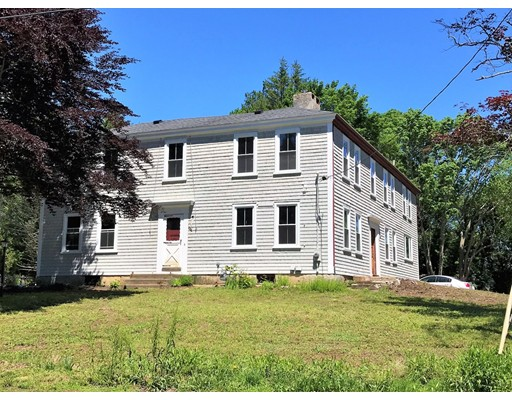 Single Family Home for Sale at 369 E Center Street West Bridgewater, Massachusetts 02379 United States