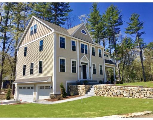 Частный односемейный дом для того Продажа на 2 Constitution Drive Acton, Массачусетс 01720 Соединенные Штаты