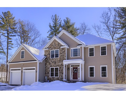 Single Family Home for Sale at 137 Dudley Road Berlin, Massachusetts 01503 United States