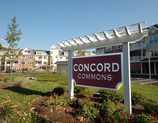Condominium for Sale at 95 Conant Street Concord, Massachusetts 01742 United States