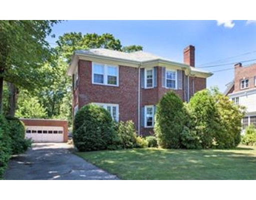 Single Family Home for Sale at 1011 CENTRE STREET Newton, Massachusetts 02459 United States