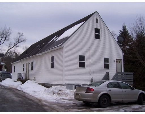 Multi-Family Home for Sale at 257 North Main Street Orange, Massachusetts 01364 United States
