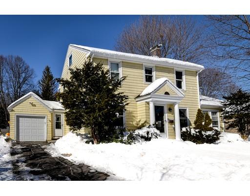 Single Family Home for Sale at 694 Franklin Street Framingham, Massachusetts 01702 United States