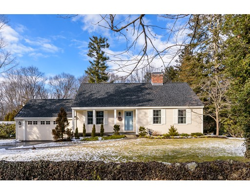 Single Family Home for Sale at 643 Boston Post Road Weston, Massachusetts 02493 United States