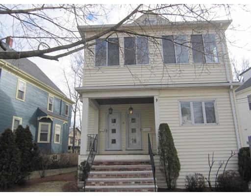 Single Family Home for Rent at 9 Howard Melrose, Massachusetts 02176 United States