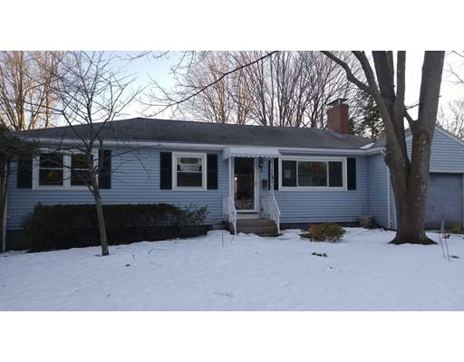 Single Family Home for Sale at 4 Antrim Road Framingham, Massachusetts 01701 United States