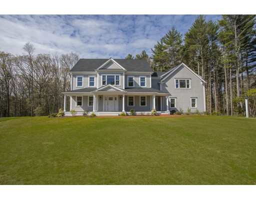 Single Family Home for Sale at 504 Holly Road Marshfield, Massachusetts 02050 United States