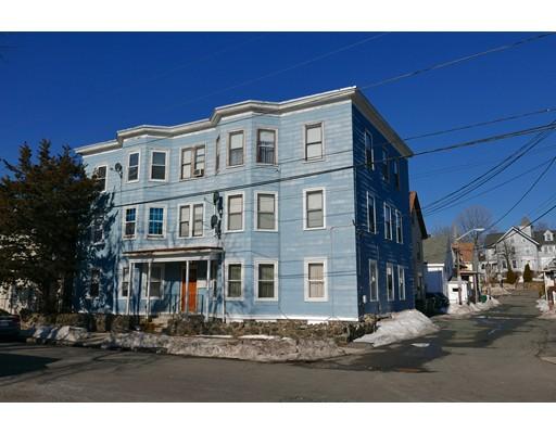 多户住宅 为 销售 在 27 Ingalls Street 林恩, 马萨诸塞州 01902 美国