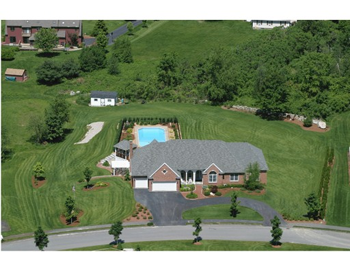 Single Family Home for Sale at 12 Elizabeth Drive Auburn, Massachusetts 01501 United States