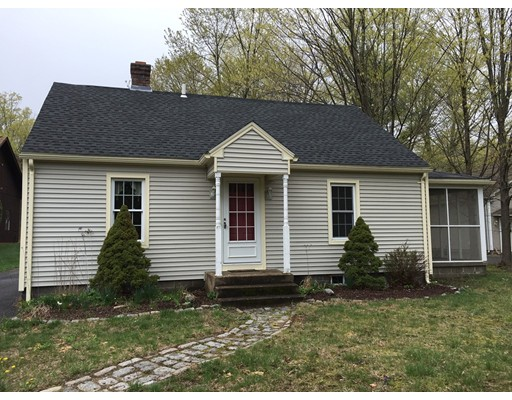 Single Family Home for Sale at 19 Old Westfield Road Granville, Massachusetts 01034 United States
