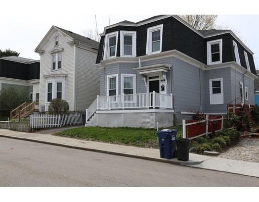Casa Unifamiliar por un Alquiler en 22 Beethoven Street Boston, Massachusetts 02119 Estados Unidos