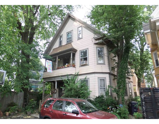 Multi-Family Home for Sale at 12 Sycamore Street Cambridge, Massachusetts 02140 United States