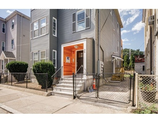 Additional photo for property listing at 25 Chestnut Avenue  Boston, Massachusetts 02130 United States