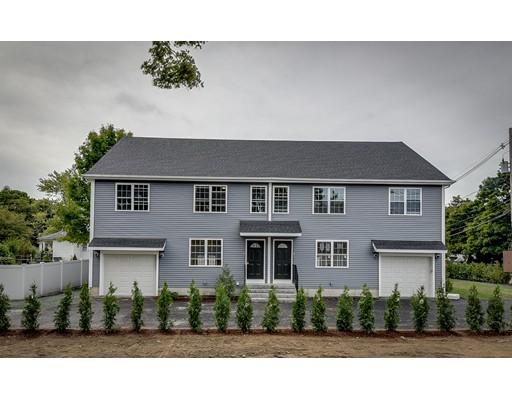 Single Family Home for Sale at 1 Glen Street Framingham, Massachusetts 01702 United States