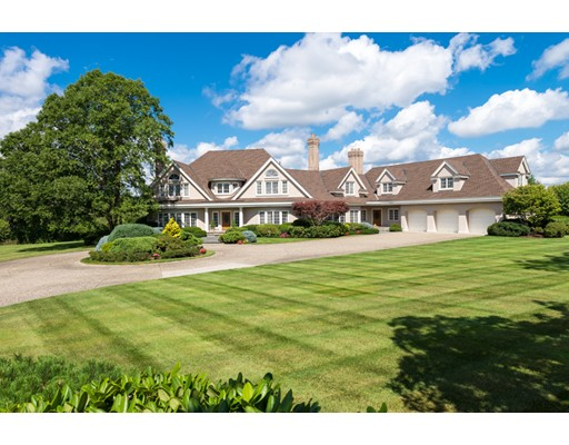 Maison unifamiliale pour l Vente à 255 Country Club Road 255 Country Club Road Dedham, Massachusetts 02026 États-Unis