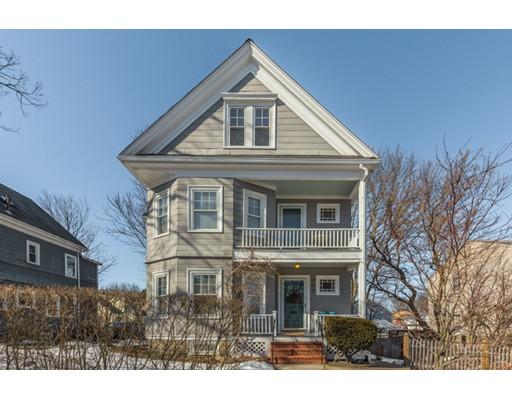 Single Family Home for Sale at 307 Vermont Street Boston, Massachusetts 02132 United States