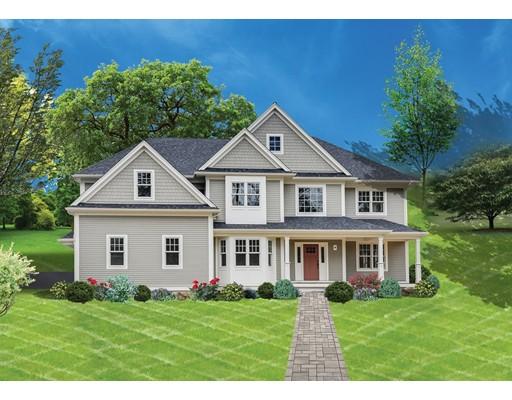 Single Family Home for Sale at 215 Eliot Street Natick, Massachusetts 01760 United States