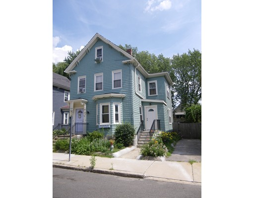 Casa Unifamiliar por un Alquiler en 68 Newbury Street Somerville, Massachusetts 02144 Estados Unidos