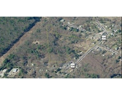 Land for Sale at 462 Hartford Avenue Bellingham, Massachusetts 02019 United States