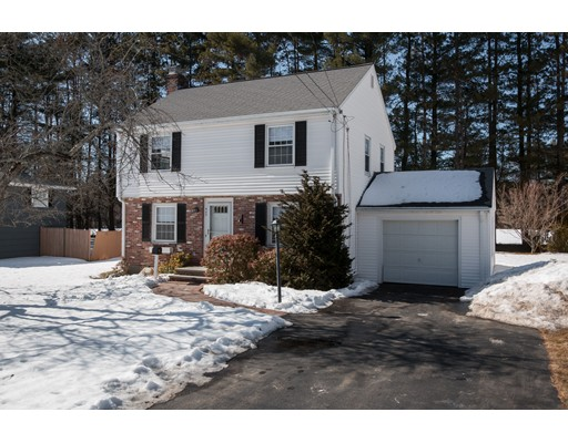 Single Family Home for Sale at 400 Edgell Road Framingham, Massachusetts 01701 United States