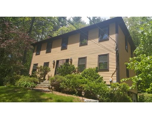 Частный односемейный дом для того Продажа на 532 Hubbardston Road Princeton, Массачусетс 01541 Соединенные Штаты
