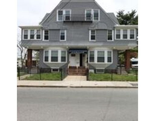 Single Family Home for Rent at 52 Townsend Street Boston, Massachusetts 02119 United States