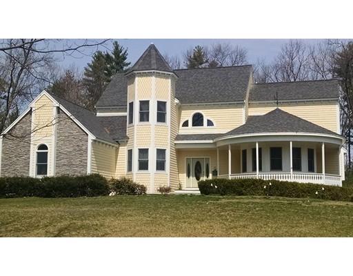 Частный односемейный дом для того Продажа на 90 North Street Groton, Массачусетс 01450 Соединенные Штаты