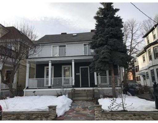 独户住宅 为 出租 在 40 Benton Somerville, 马萨诸塞州 02143 美国