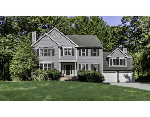 Single Family Home for Sale at 1091 High Street Dedham, Massachusetts 02026 United States