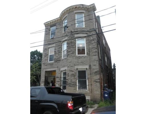 Single Family Home for Rent at 6 Linwood Street Boston, Massachusetts 02119 United States