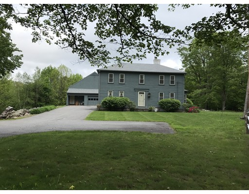 Single Family Home for Sale at 171 Willard Road Ashburnham, Massachusetts 01430 United States
