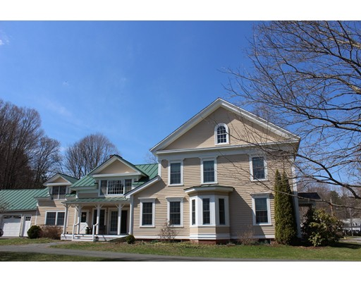 Single Family Home for Sale at 808 Colrain Road Greenfield, Massachusetts 01301 United States