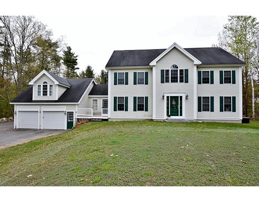 Single Family Home for Sale at 412 West Road Ashby, Massachusetts 01431 United States
