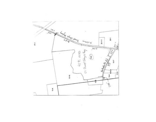 Land for Sale at 1 Daniel Shays Hwy Pelham, Massachusetts 01002 United States