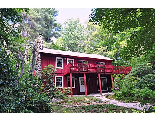 Single Family Home for Sale at 25 Upper Otter Road Tolland, Massachusetts 01034 United States