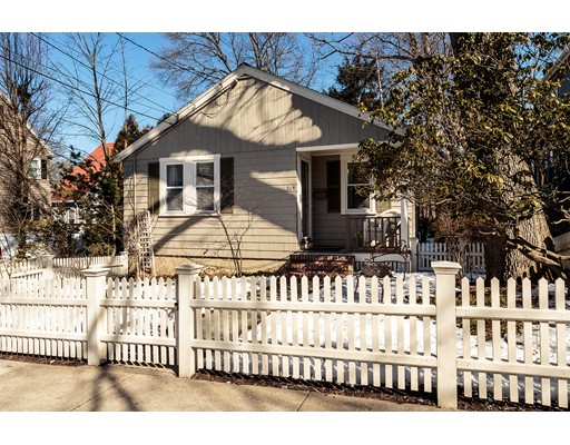 Single Family Home for Sale at 269 Temple Street Boston, Massachusetts 02132 United States