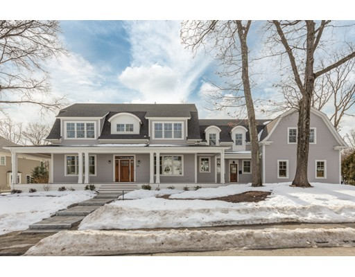 Single Family Home for Sale at 30 Tanglewood Road Wellesley, Massachusetts 02481 United States