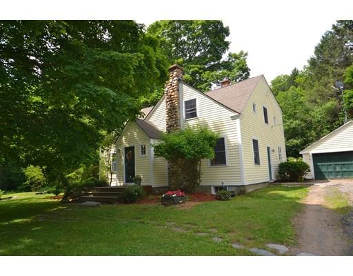 独户住宅 为 销售 在 45 River Road Middlefield, 马萨诸塞州 01098 美国