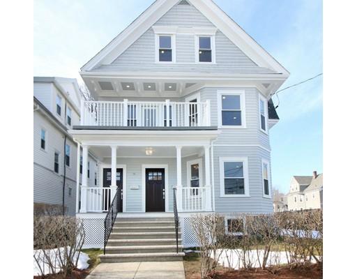 Appartement en copropriété pour l Vente à 54 Marathon Street Arlington, Massachusetts 02474 États-Unis