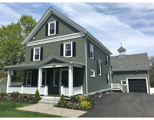 Single Family Home for Sale at 685 TRAPELO ROAD Waltham, Massachusetts 02452 United States