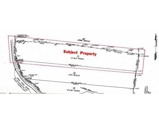 土地 为 销售 在 1 John Ford Road Ashfield, 马萨诸塞州 01330 美国