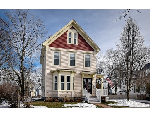 4 Forest Ave, Natick, MA 01760